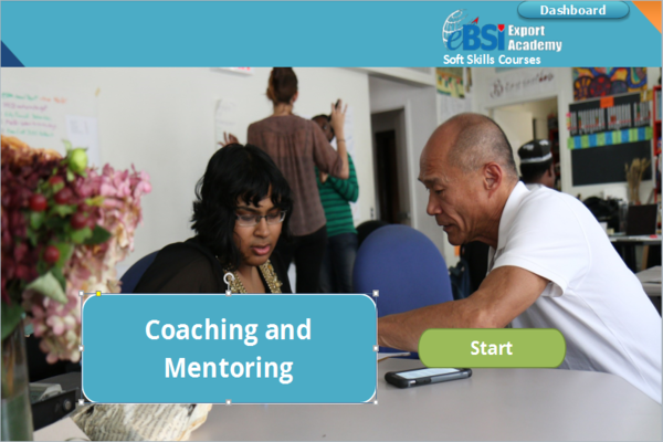 Coaching and Mentoring - eBSI Export Academy
