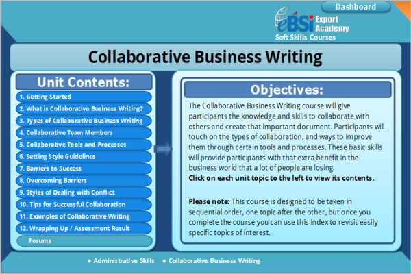 best business writing courses