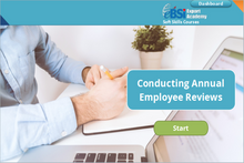 Load image into Gallery viewer, Conducting Annual Employee Reviews - eBSI Export Academy