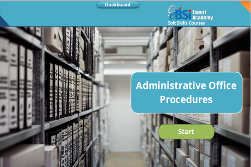 Administrative Office Procedures