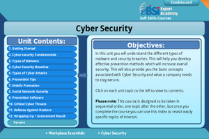 Cyber Security - eBSI Export Academy