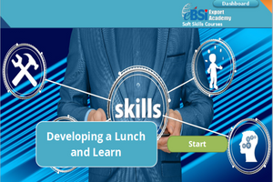 Developing a Lunch and Learn - eBSI Export Academy