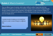 Load image into Gallery viewer, Developing Creativity - eBSI Export Academy