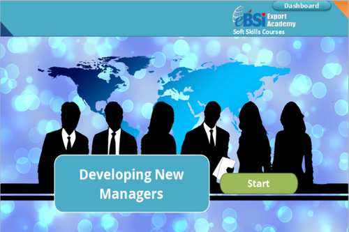 Developing New Managers - eBSI Export Academy