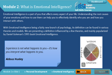 Load image into Gallery viewer, Emotional Intelligence - eBSI Export Academy