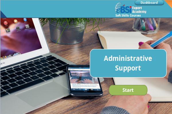 Administrative Support - eBSI Export Academy