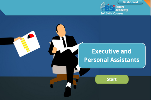 Executive and Personal Assistants - eBSI Export Academy