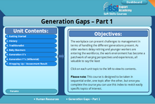 Load image into Gallery viewer, Generation Gaps - eBSI Export Academy