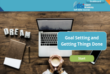 Load image into Gallery viewer, Goal Setting and Getting Things Done - eBSI Export Academy