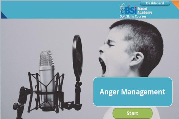 Anger Management - eBSI Export Academy