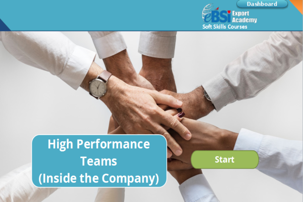 High Performance Teams Inside the Company