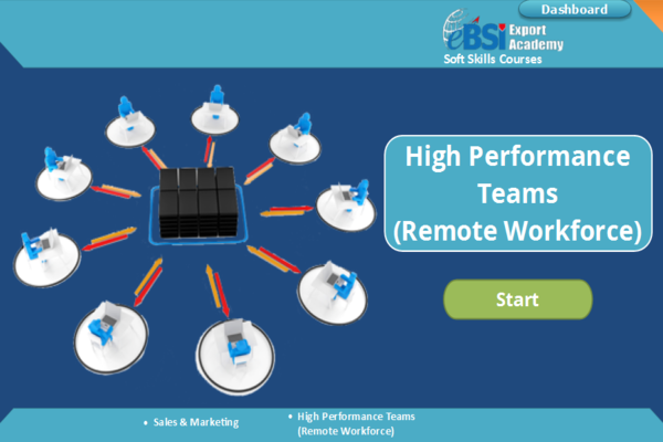 High Performance Teams - Remote Workforce