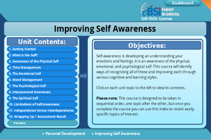 Improving Self-Awareness - eBSI Export Academy