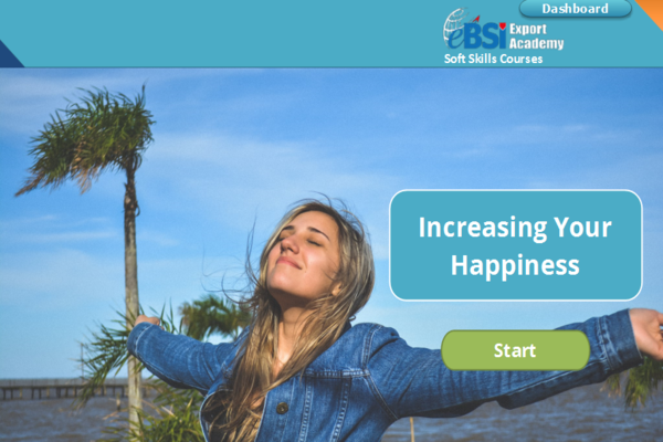 Increasing Your Happiness - eBSI Export Academy