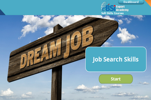 Job Search Skills - eBSI Export Academy