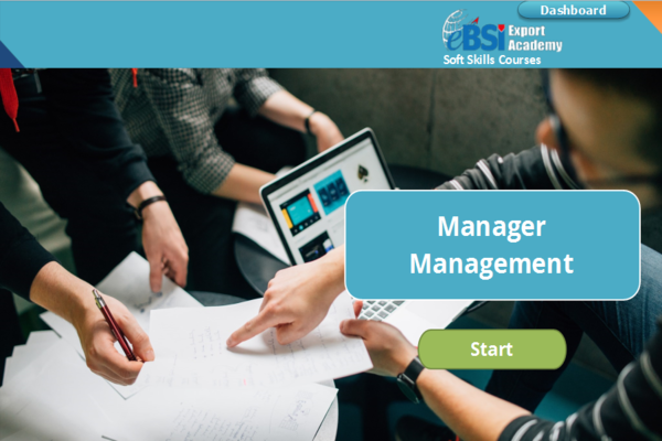 Manager Management - eBSI Export Academy