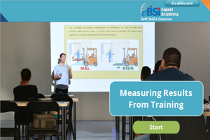 Measuring Results From Training - eBSI Export Academy