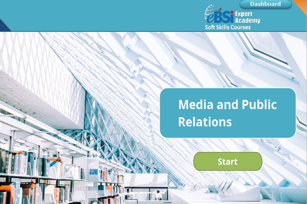 Media and Public Relations - eBSI Export Academy