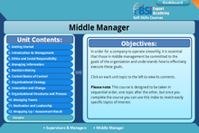 Load image into Gallery viewer, Middle Manager - eBSI Export Academy