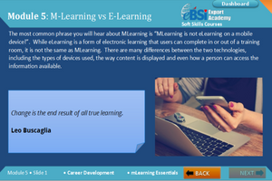 mLearning Essentials - eBSI Export Academy