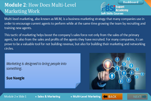 Multi-Level Marketing - eBSI Export Academy