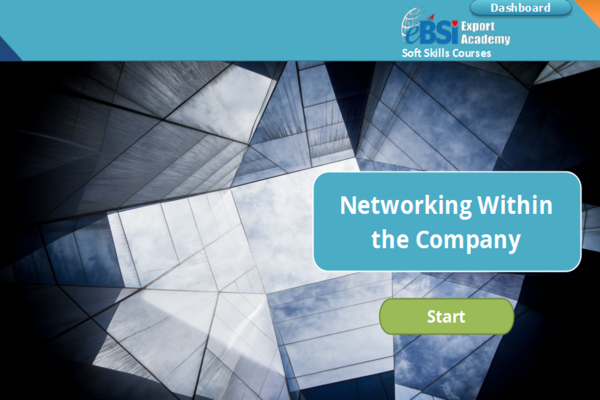 Networking Within the Company - eBSI Export Academy