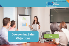 Load image into Gallery viewer, Overcoming Sales Objections - eBSI Export Academy
