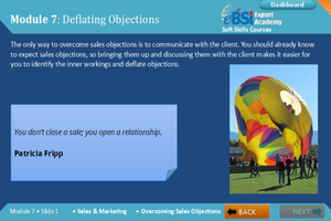 Overcoming Sales Objections - eBSI Export Academy