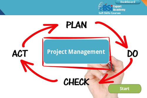 Project Management - eBSI Export Academy
