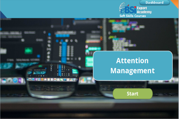 Attention Management - eBSI Export Academy