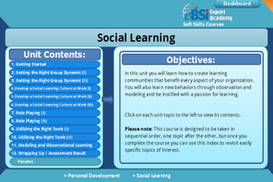 Social Learning - eBSI Export Academy