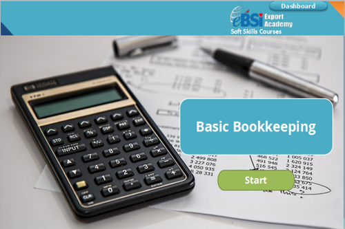 Basic Bookkeeping - eBSI Export Academy