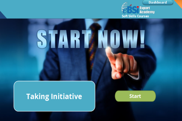 Taking Initiative - eBSI Export Academy