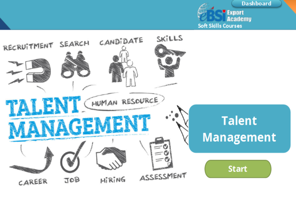 Talent Management - eBSI Export Academy