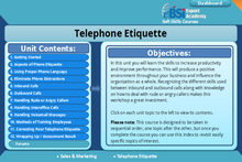 Load image into Gallery viewer, Telephone Etiquette - eBSI Export Academy