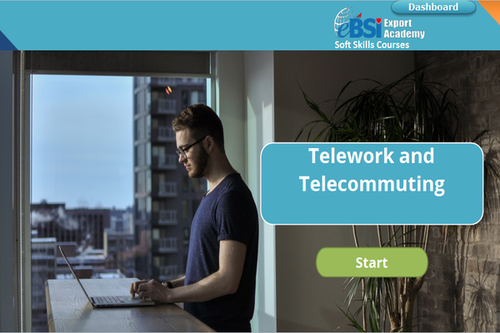 Telework And Telecommuting - eBSI Export Academy