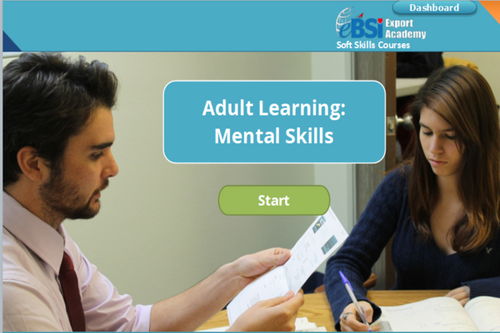 Adult Learning - Mental Skills - eBSI Export Academy