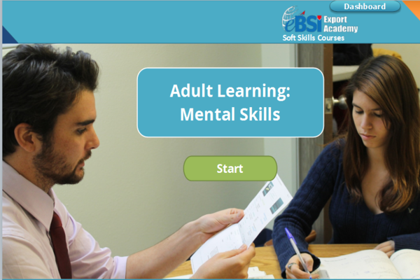 Adult Learning - Mental Skills