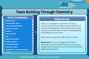 Team Building Through Chemistry - eBSI Export Academy