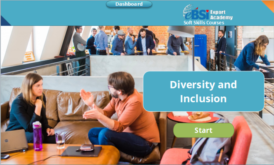 Diversity and Inclusion - eBSI Export Academy