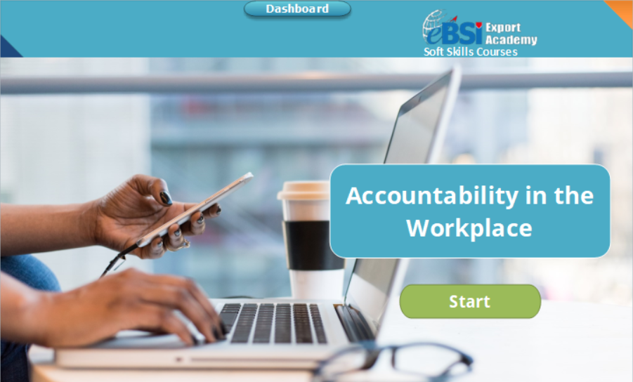 Accountability in the Workplace - eBSI Export Academy