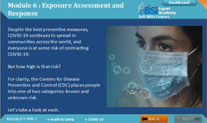COVID-19 Awareness - eBSI Export Academy