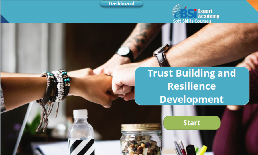 Trust Building and Resilience Development - eBSI Export Academy