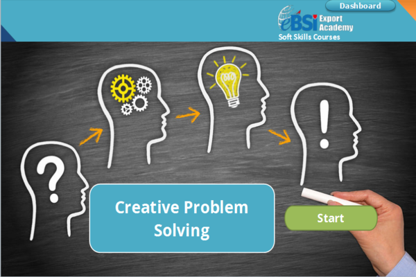 Creative Problem Solving - eBSI Export Academy