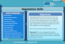 Load image into Gallery viewer, Negotiating Skills - eBSI Export Academy