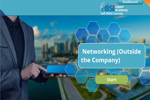 Networking Outside the Company - eBSI Export Academy