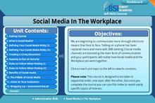 Load image into Gallery viewer, Social Media In The Workplace