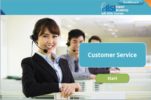 Customer Service - eBSI Export Academy