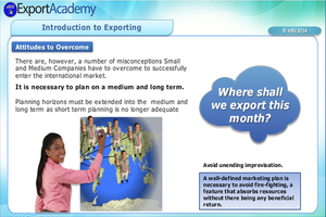 Introduction to Exporting - eBSI Export Academy