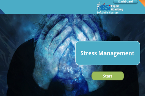 Stress Management - eBSI Export Academy